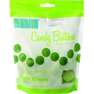 Pme candy buttons Light green 340g 69kr