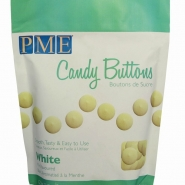 Pme candy buttons White 340g 69kr