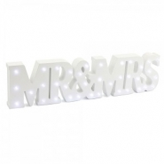 Led light up 14,5x60cm MR&MRS 424kr