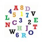 Fmm utstickare Alfabet Versaler siffror 99kr