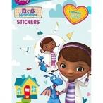 Sticker set 700st doc mcstuffins 25kr