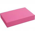 20414 färgat papper A4 80g 500st rosa 179kr