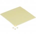 Fästkuddar 3D, stl. 5x5x3 mm, 2ark 20kr