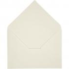 Kuvert, stl. 11,5x16 cm, 100 g, råvit, 10st. 24kr