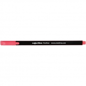 Colortime Fineliner Tusch, spets 0,6-0,7 mm, pink styckvis 6kr