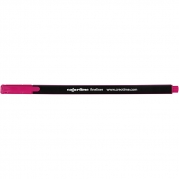 Colortime Fineliner Tusch, spets 0,6-0,7 mm, cerise styckvis 6kr