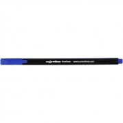 Colortime Fineliner Tusch, spets 0,6-0,7 mm, blå styckvis 6kr