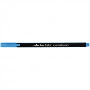 Colortime Fineliner Tusch, spets 0,6-0,7 mm, turkosblå styckvis 6kr