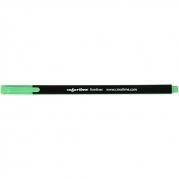 Colortime Fineliner Tusch, spets 0,6-0,7 mm, grön styckvis 6kr