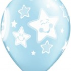 Ballonger 27,5cm 25p blue moon 145kr