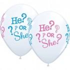 Ballonger 27,5cm 25p he or she 120kr