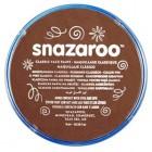 Ansiktsfärg 18ml snazaroo light brown 49kr