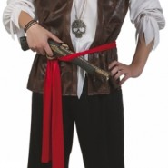 Costume pirate one size(ej halsband eller pistol) 379kr