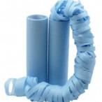 Serpentiner 0,7x400cm 2-p ljusblå 20kr