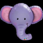 Folieballong 99cm elefanthuvud 59kr