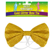 Fluga glitter guld 25kr