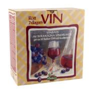Vinsats rött vin 7-dagars Vinkällaren 299kr