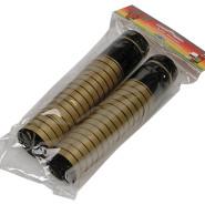 Krymphättor till vinkork 30-pack guldsvart 25kr
