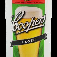 Ölsats 1,7kg Coopers Lager 209kr