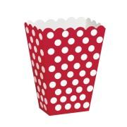 Popcornboxar 8st (finns i flera färger)