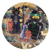 Papperstallrikar 23cm 8p ninjago 39kr