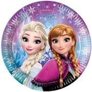 Papperstallrikar Frozen 8p