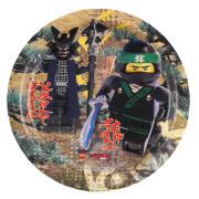 Papperstallrikar Ninjago 8p