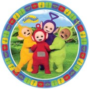 Papperstallrikar Teletubbies 8p