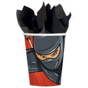 Pappersmuggar Ninja 8p