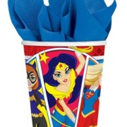 Pappersmuggar DC superhero girls 8p