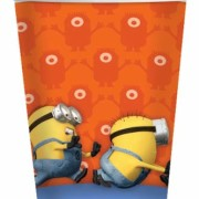 Pappersmuggar Minions 8p