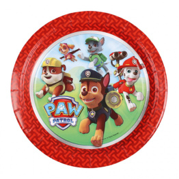 Pappersassietter Paw patrol 8p - Pappersassietter Paw patrol 8st