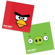 Servetter Angrybirds 16p