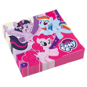 Servetter My little pony 20p