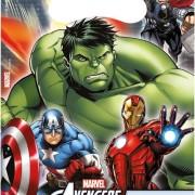Kalaspåsar Avengers 6p