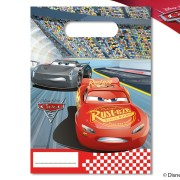 Kalaspåsar Cars 3  6p