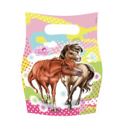 Kalaspåsar Hästar 6p