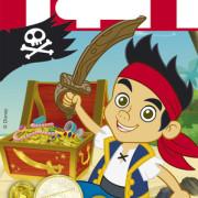 Kalaspåsar Jake och Piraterna 6p