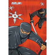 Kalaspåsar Ninja 8p