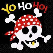 Servetter Pirat 16p