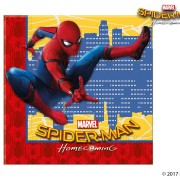 Servetter Spiderman 20p
