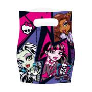 Kalaspåsar Monster High 6p