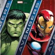 Servetter Avengers 20p