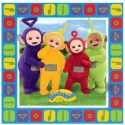 Servetter Teletubbies 16p