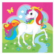 Servetter Unicorn 20p