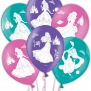 Ballonger Disney prinsessor 6p