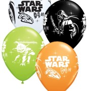 Ballonger Starwars 6p