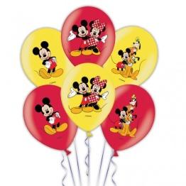 Ballonger Musse 6p - Ballonger Musse 6p