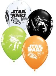 Ballonger Starwars 6p - Ballonger Star wars 6p
