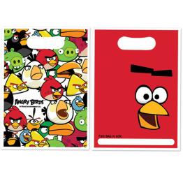 Kalaspåsar Angry birds 8p - Kalaspåsar Angry birds 8p